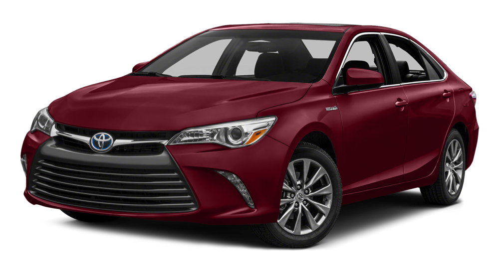 The 2017 Toyota Camry Hybrid Shows You What Hybrids Can