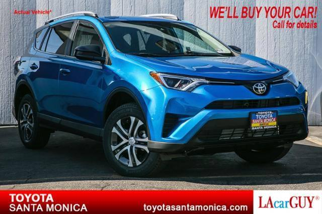 2017 RAV4 LE Lease Special