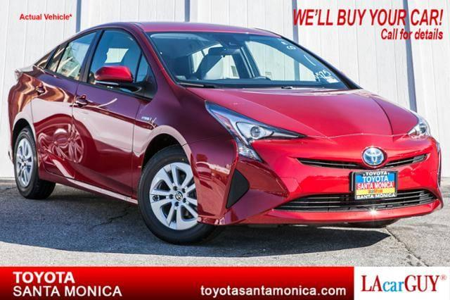 2017 Prius Two Lease Special!