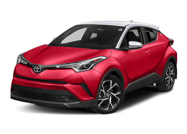 2018 C-HR Lease Special