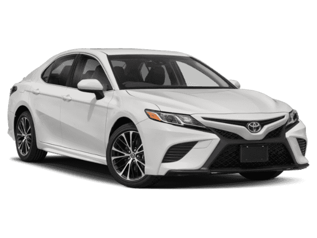 2019 Camry SE Lease Special