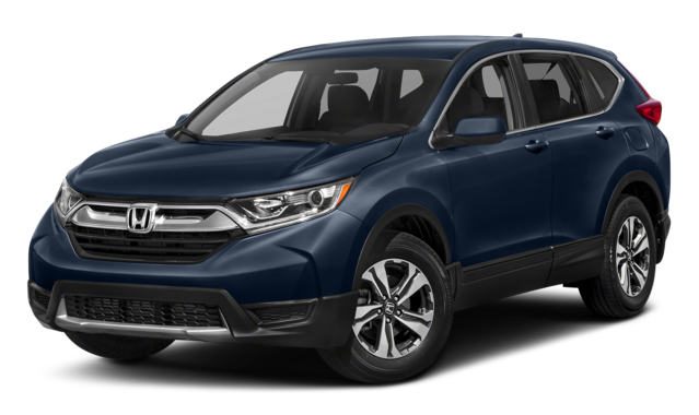 Dark Blue Honda CR-V Thumbnail