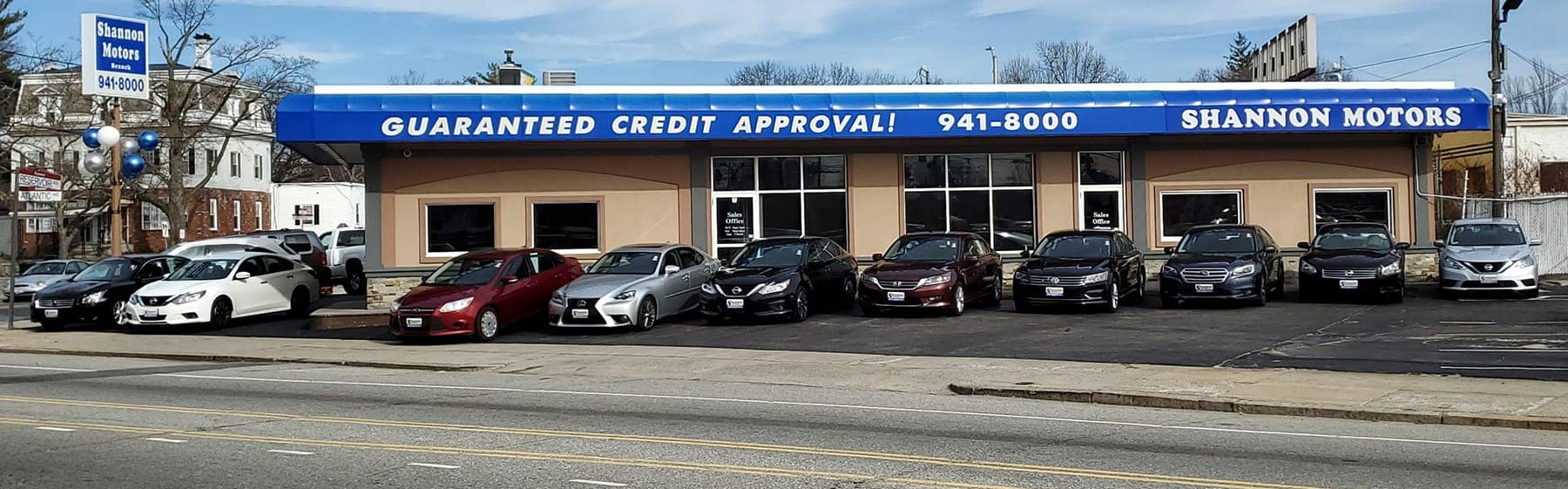 Shannon Motors Providence Location