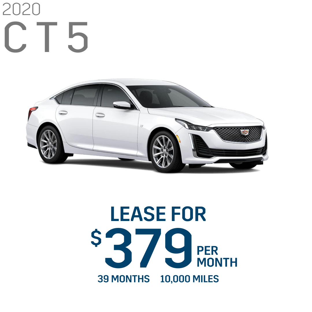 Cadillac CT4 Lowest Lease Offer Boca Raton