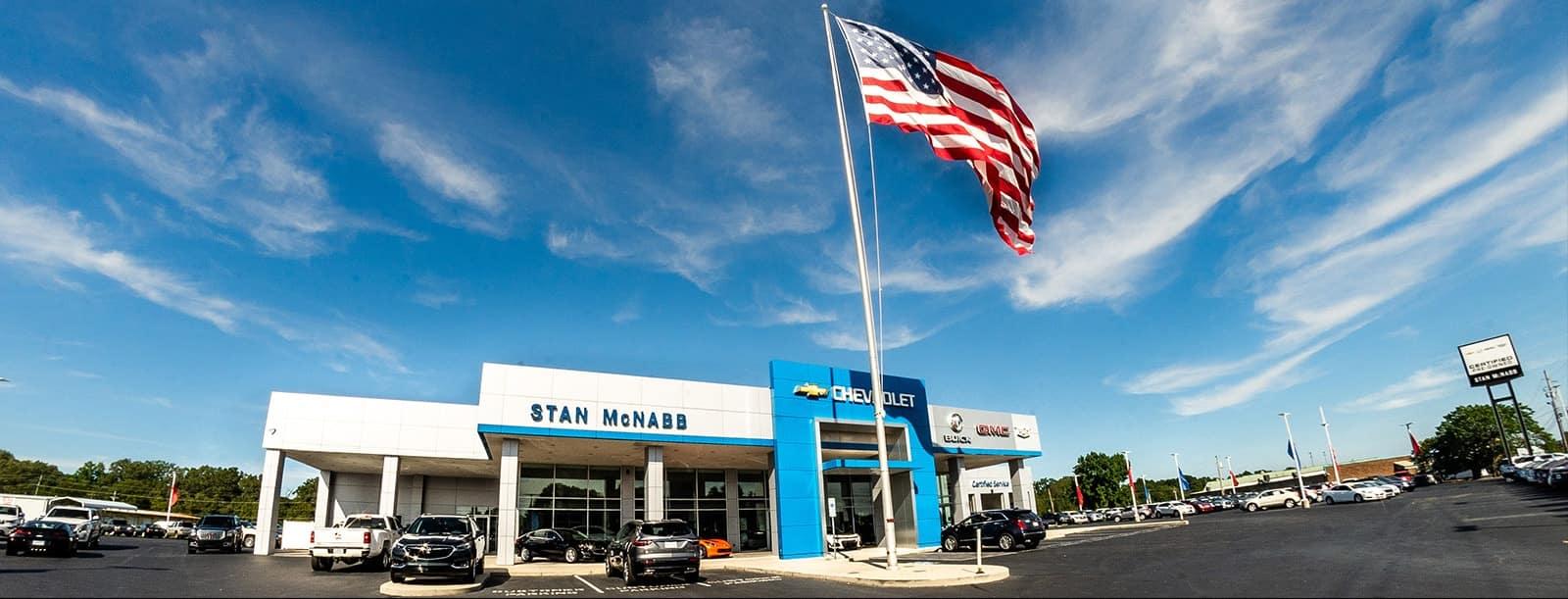 Stan Mcnabb Chevrolet Buick Gmc Buick Chevrolet Gmc Dealer In Tullahoma Tn