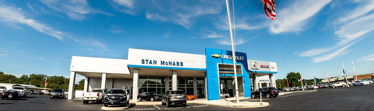 Get To Know Us Stan Mcnabb Chevrolet Buick Gmc