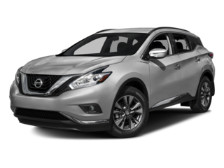 New 2017 Nissan Murano S FWD