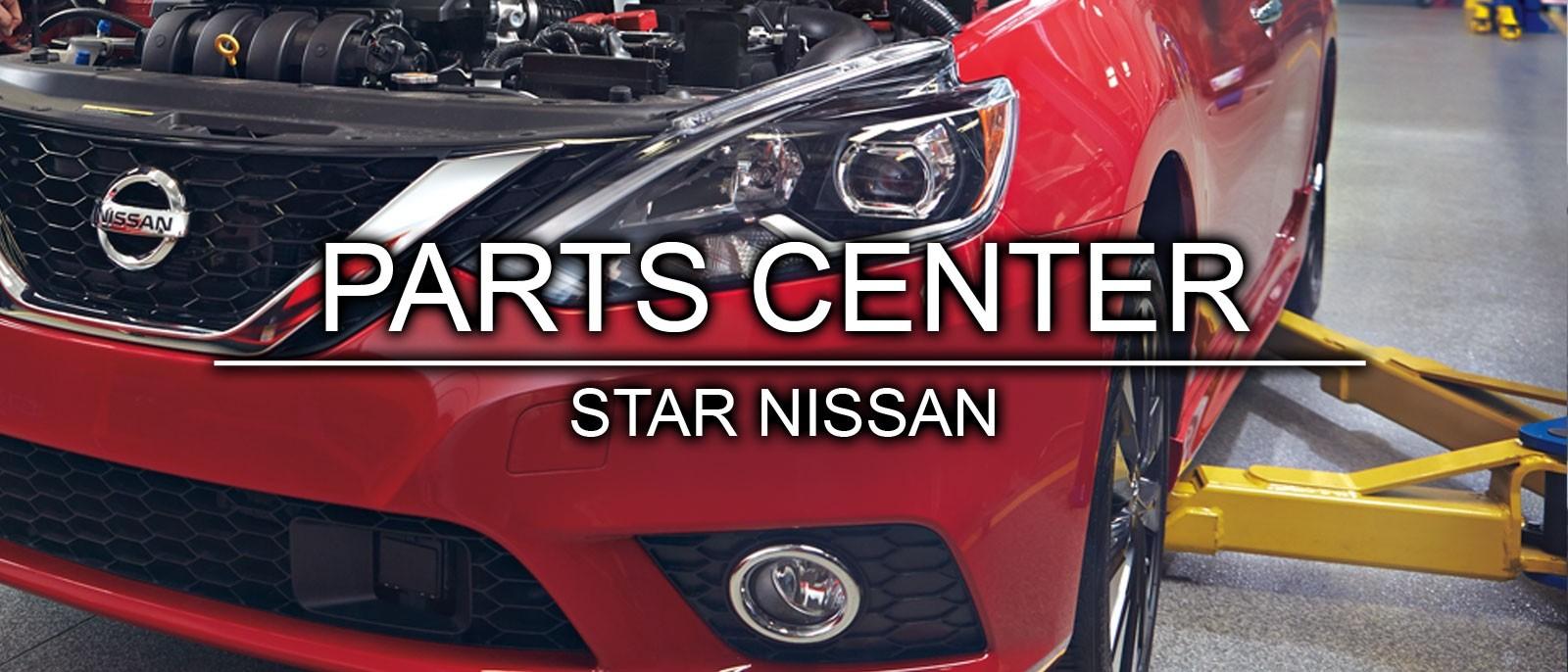 Nissan Auto Parts & Accessories near Skokie | Star Nissan