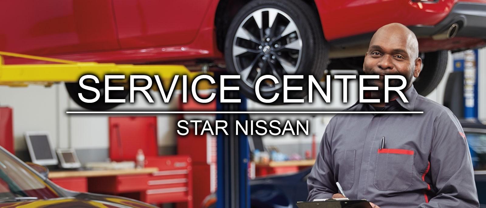 Star Nissan Service