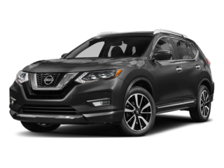 New 2017 Nissan Rogue S Fwd