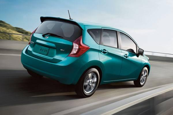 2018 Nissan Versa Note Safety