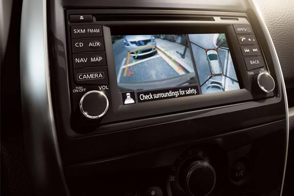 2018 Nissan Versa Note Technology