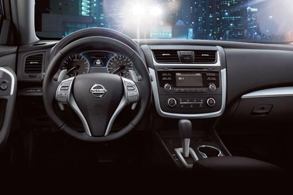 2018 Nissan Altima Price & Trims