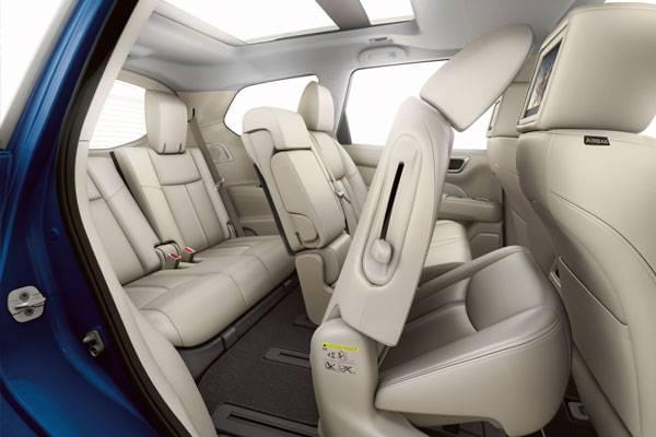 2018 Nissan Pathfinder Price and Trims