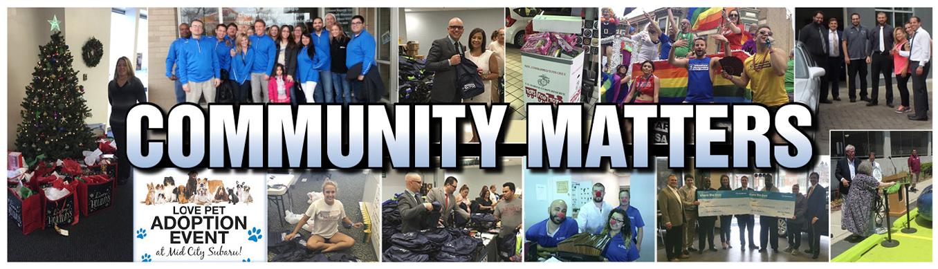 Community Matters Star Nissan