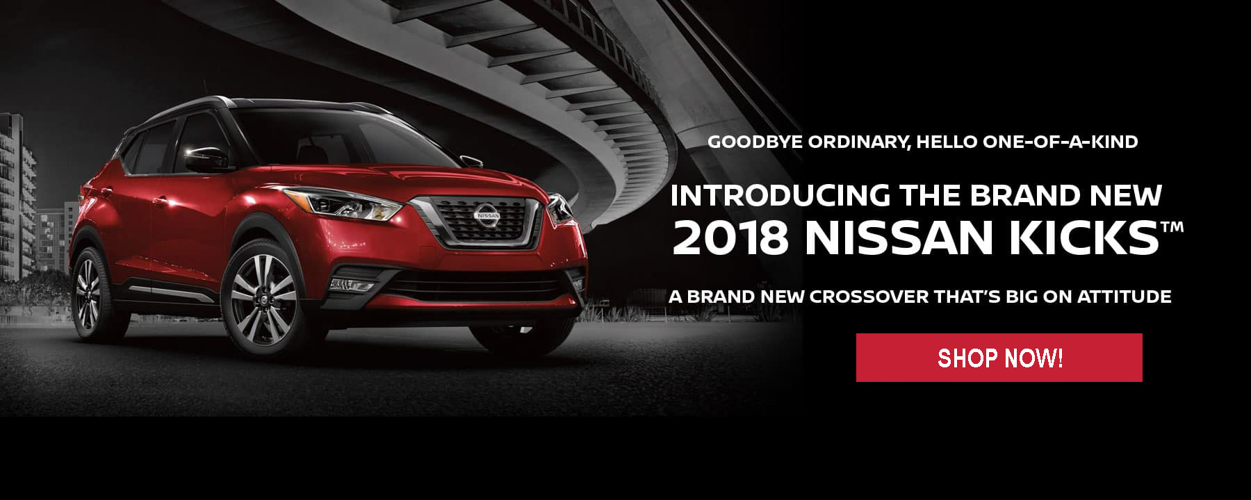 Introducing the 2018 Nissan Kicks available NOW at Star Nissan!