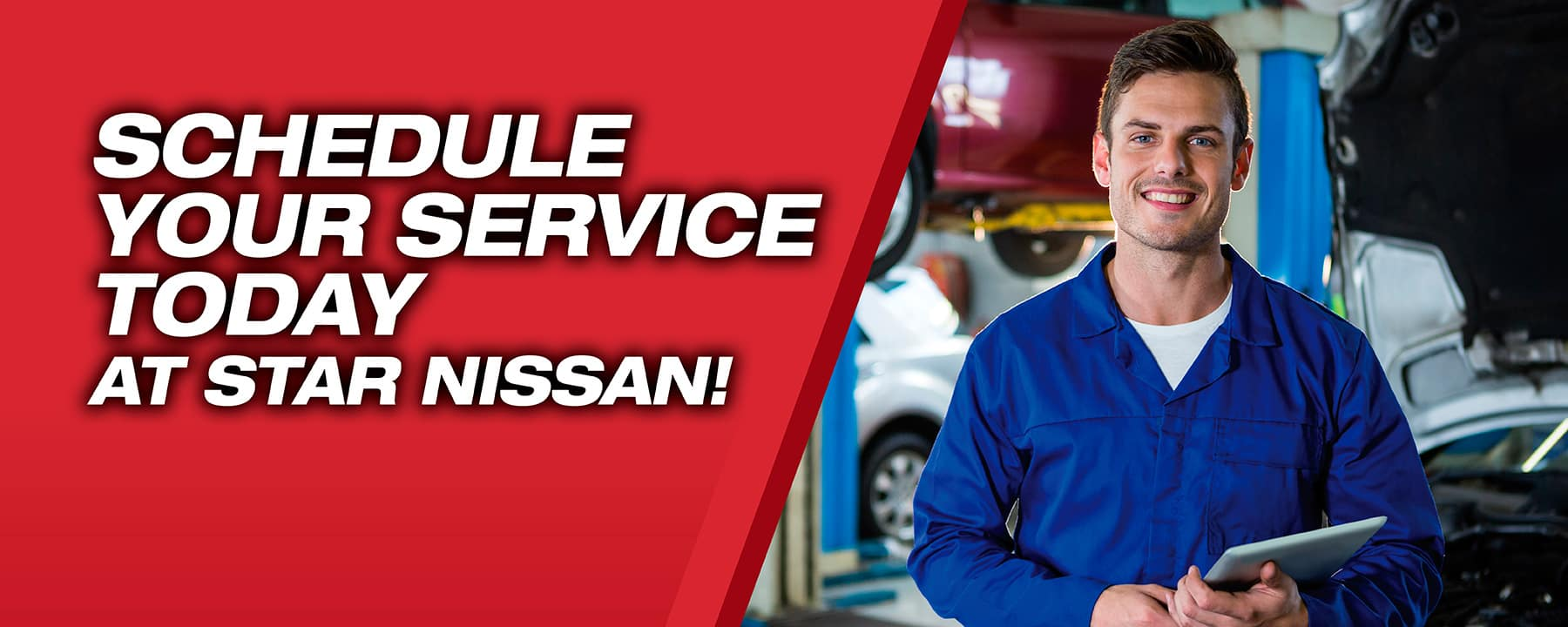 Schedule Your Service at Star Nissan today!