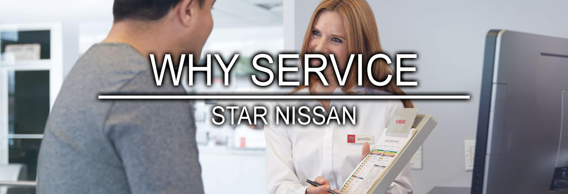 Why Service at Star Nissan