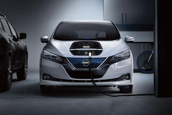 2018 Nissan LEAF Safety