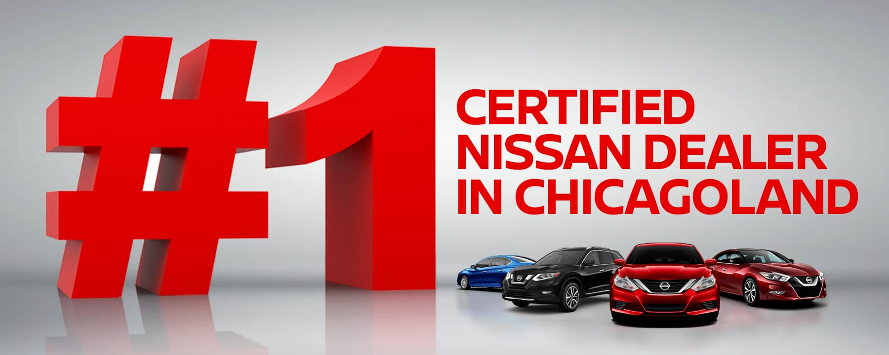 Star Nissan is the #1 Certified Nissan Dealer in Chicagoland!