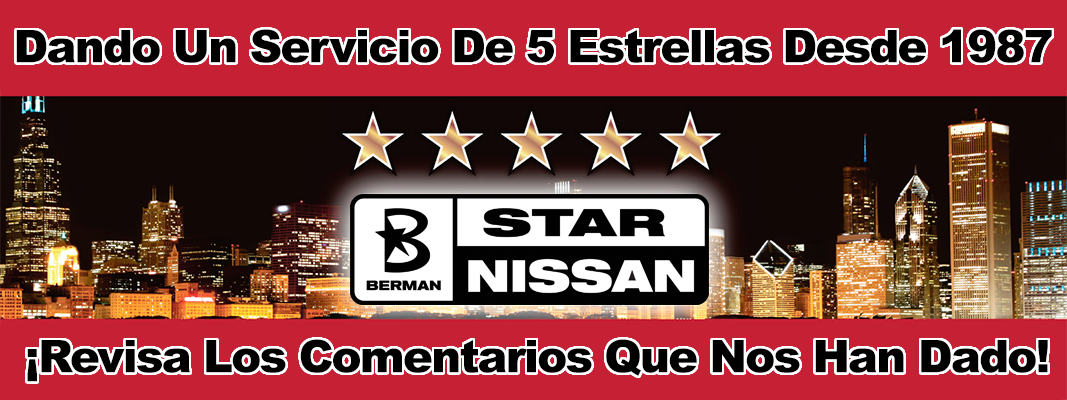 Star Nissan Providing 5-star Service Since 1987