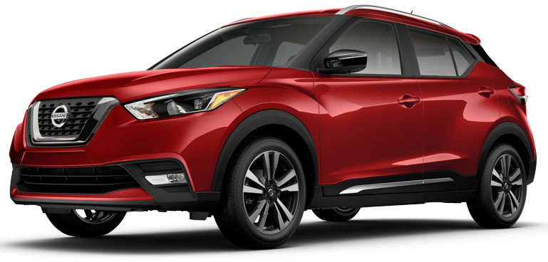 2018 Nissan Kicks. Lease For Just