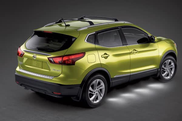 2018 Nissan Rogue Sport Safety