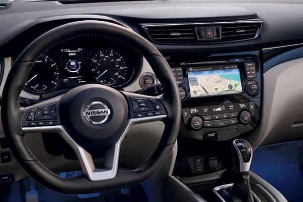 2018 Nissan Rogue Sport Technology