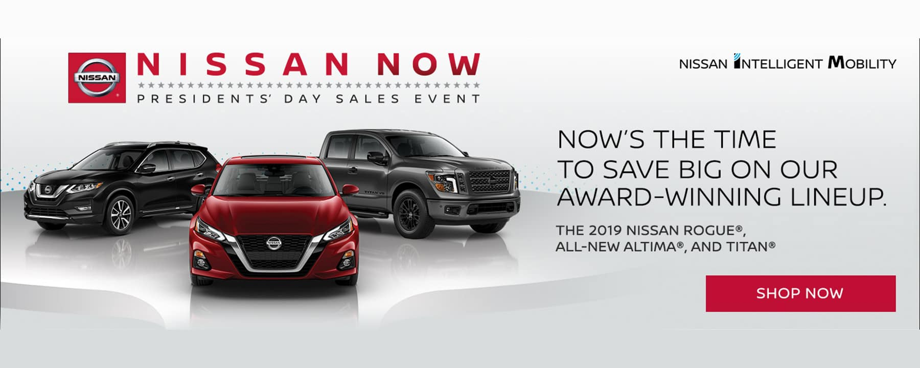 President's Day Sale Event at Star Nissan!