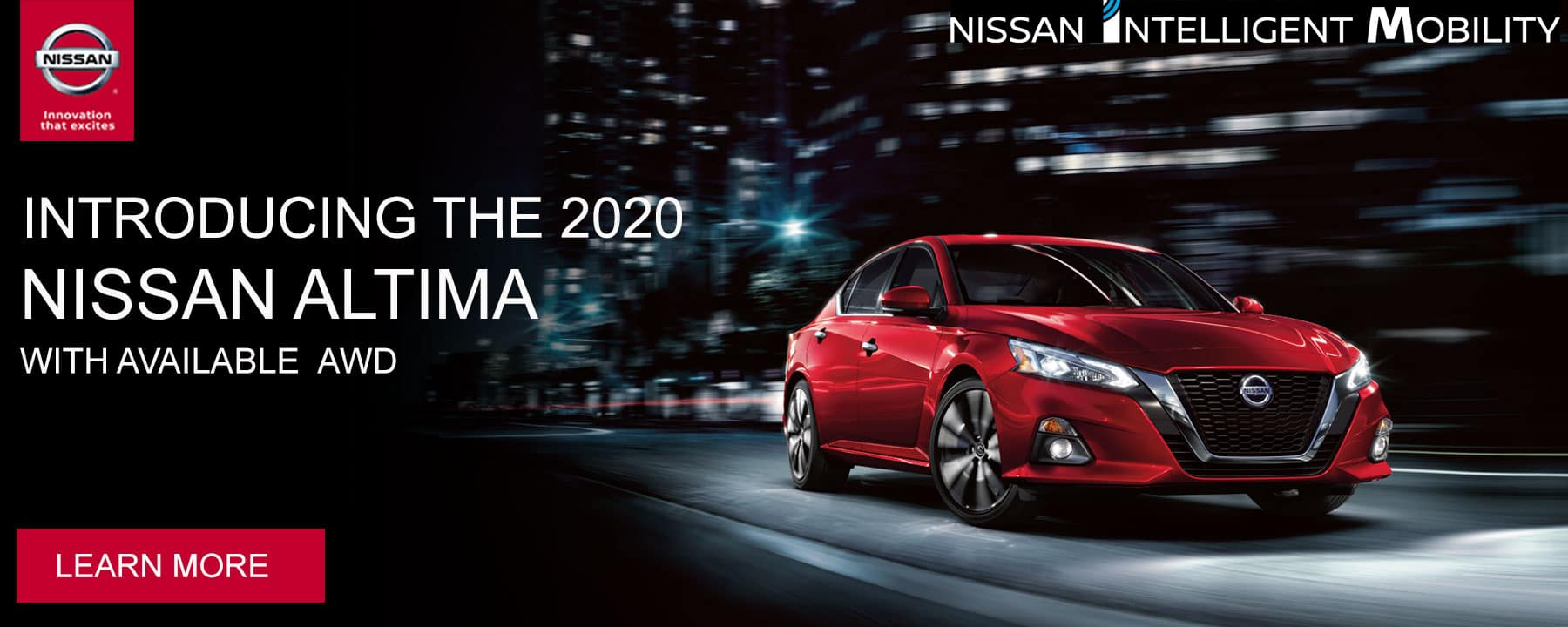 Introduing the 2020 Nissan Altima with available AWD at Star Nissan