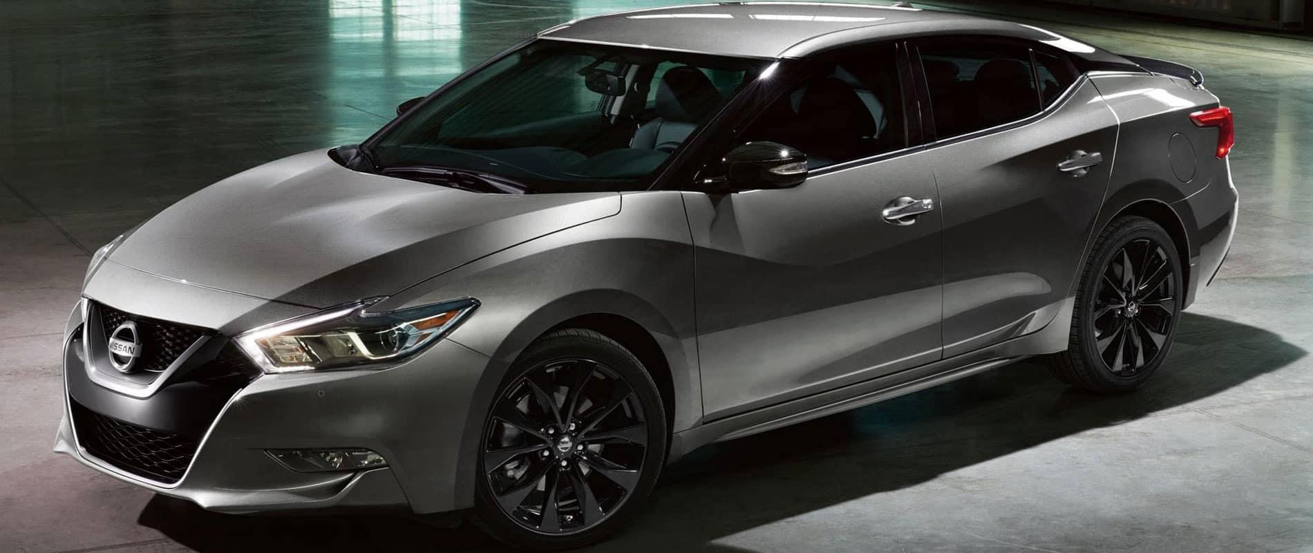 2018 Nissan Maxima Trims at Star Nissan