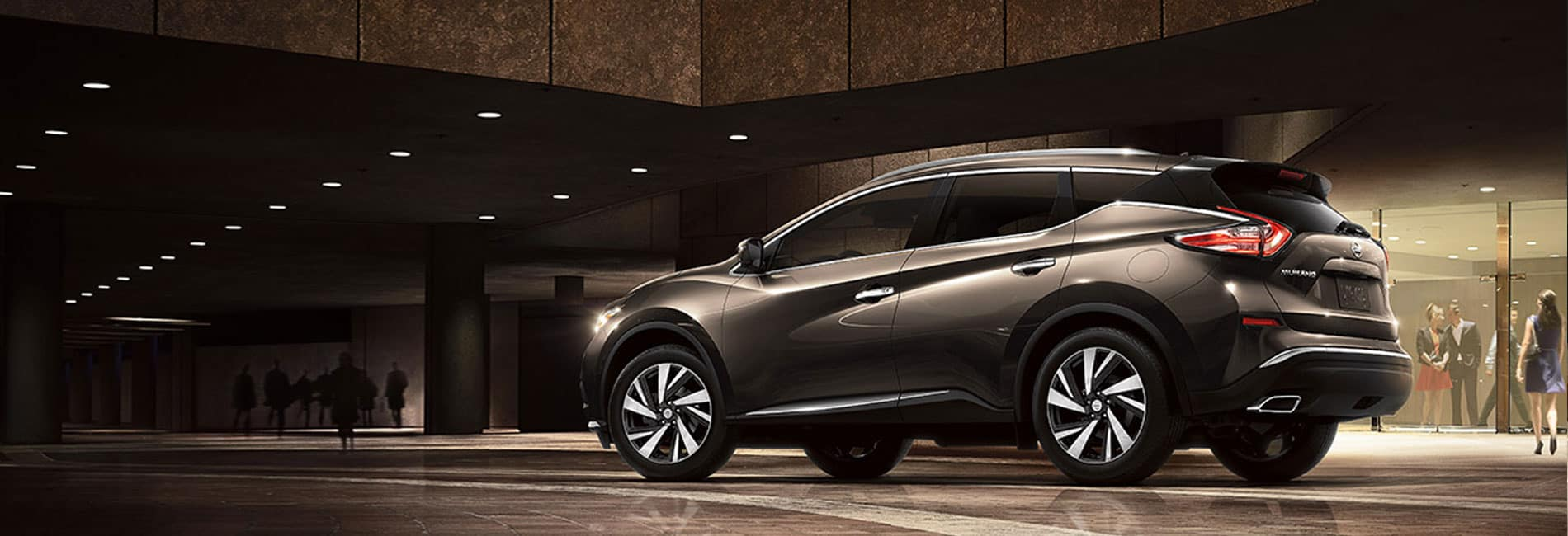 2018 Nissan Murano Trims at Star Nissan