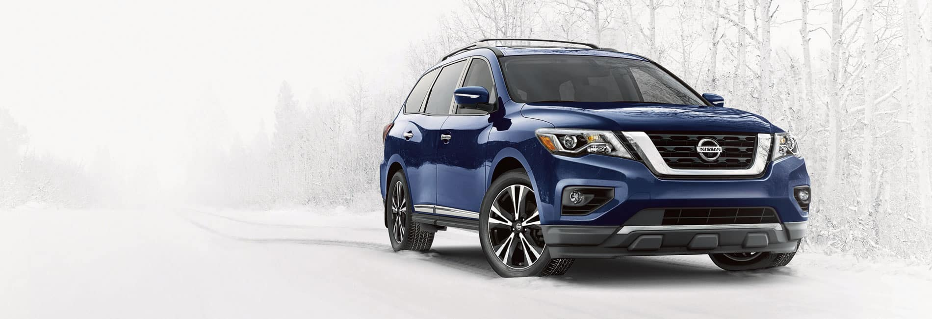 2018 Nissan Pathfinder Trims at Star Nissan