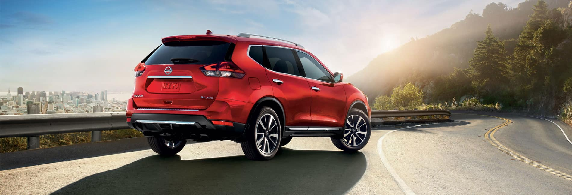 2018 Nissan Rogue Trims at Star Nissan