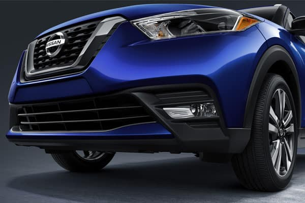 2019 Nissan Kicks Design