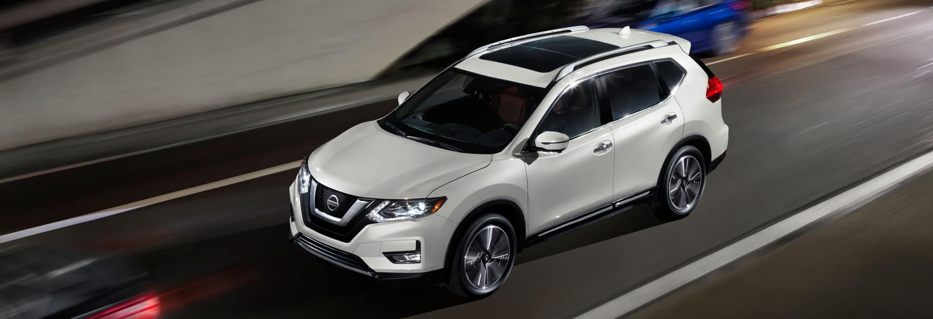 2019 Nissan Rogue Trims at Star Nissan