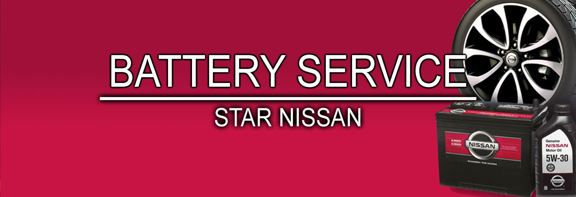 Niles Battery Service at Star Nissan