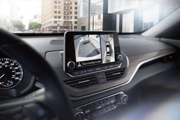 2020 Nissan Altima Safety