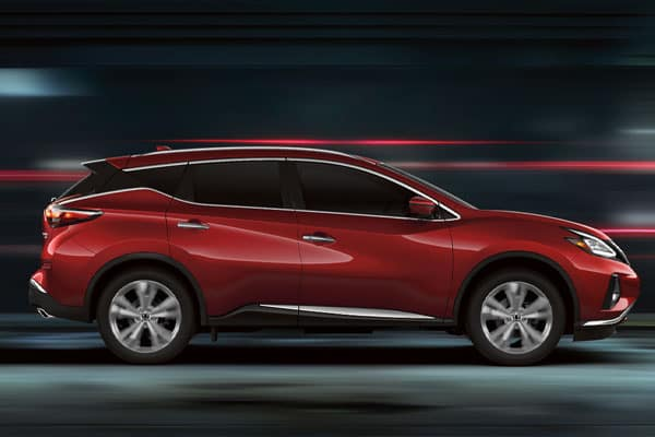 2020 Nissan Murano Pricing & Trims