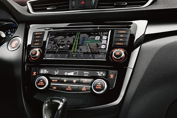 2020 Nissan Rogue Sport Technology