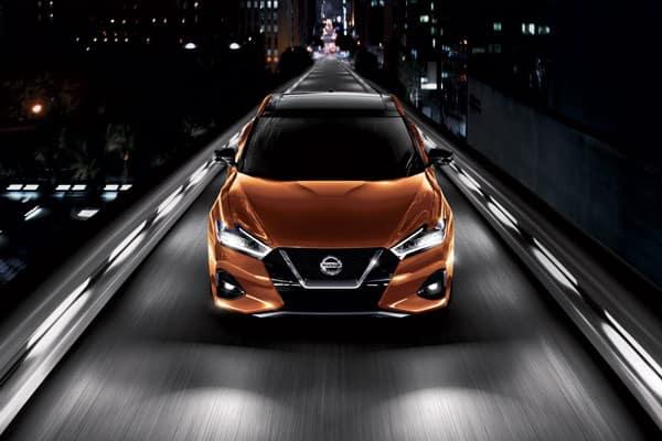 2020 Nissan Maxima Safety