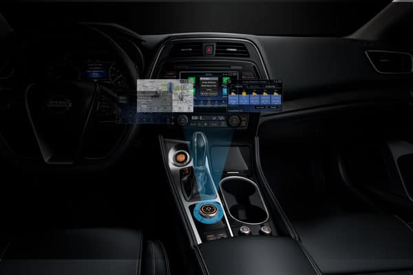 2020 Nissan Maxima Technology