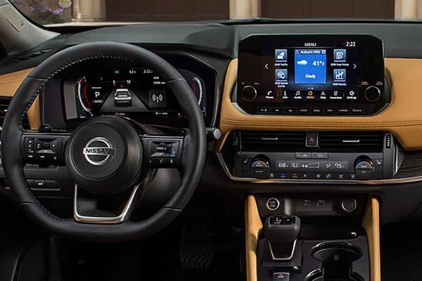 2021 Nissan Rogue Technology