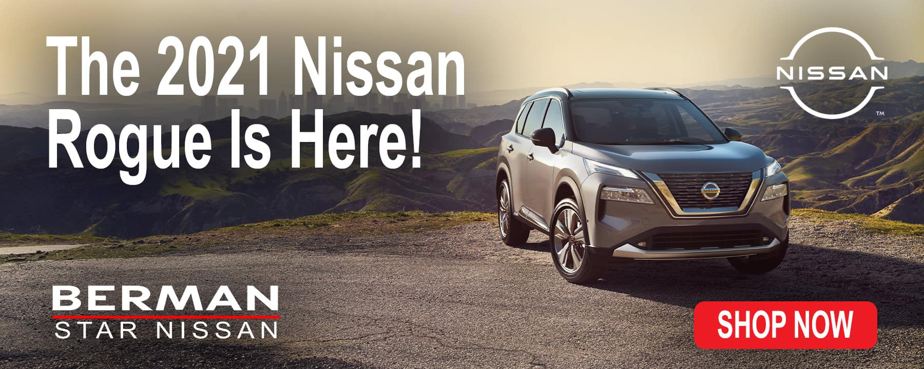 The 2021 Nissan Rogue is HERE! Shop Now!