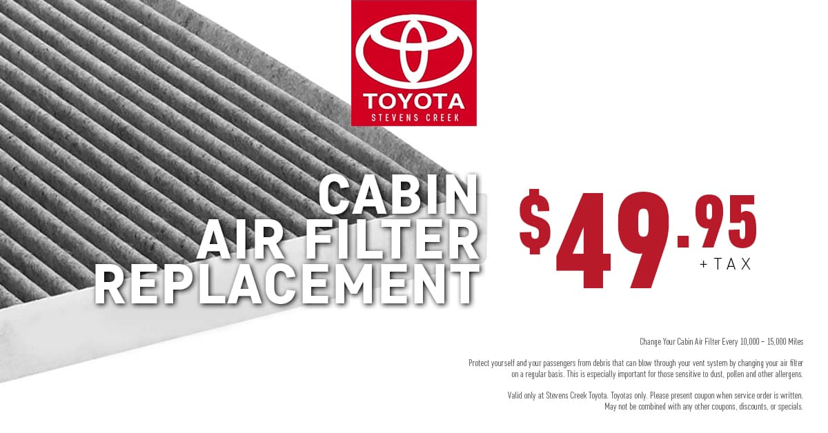 Attractive Change Your Cabin Air Filter Every 10,000 U2013 15,000 Miles