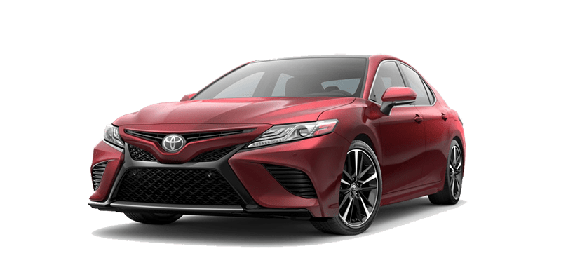 Lease  a 2018 Toyota Camry for $229 a mo + tax for 36 mo.