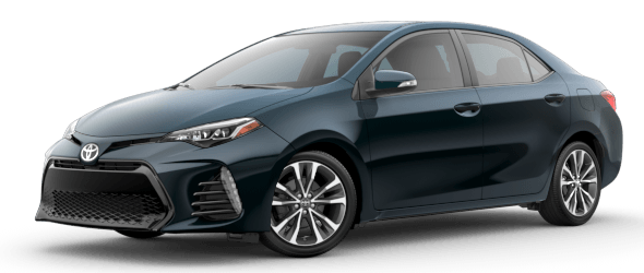 2018 Toyota Corolla February APR Special 0.9% for 72 Months