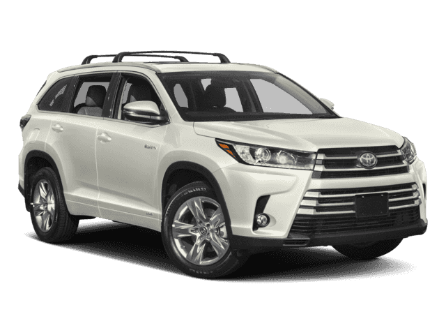 2018 Toyota Highlander February APR Special 0.9% for 60 Months