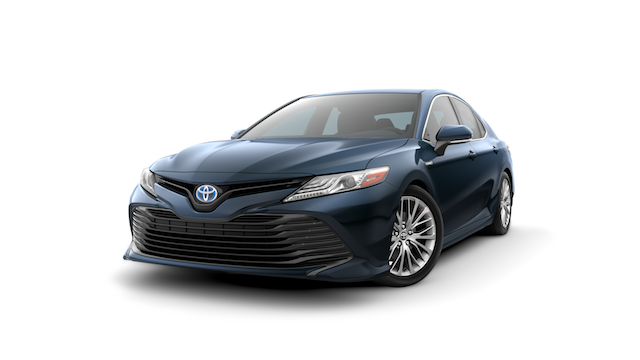 2018 Toyota Camry Hybrid February APR Special 0.9% for 72 Months