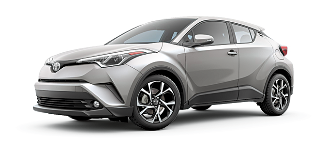 018 Toyota C-HR February APR Special 0% For 72 Months +$500 Cash Back